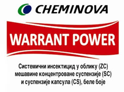 Warrant power